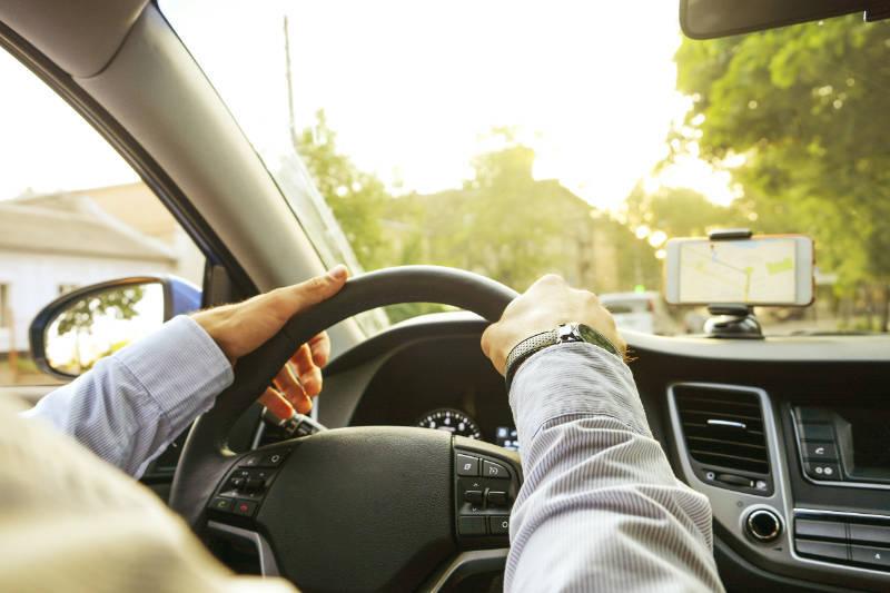 CFO belt in auto